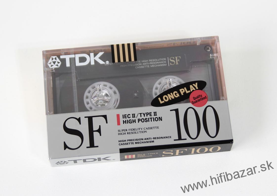 10x TDK SF-100 Position Chrome