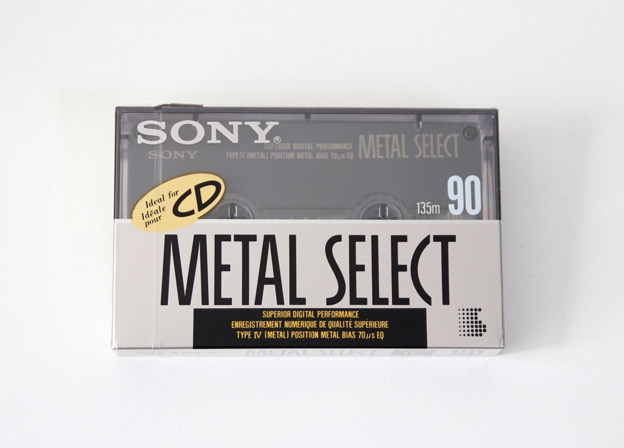 SONY METAL SELECT-90