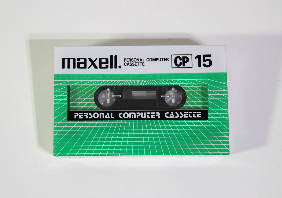 MAXELL CP-15 Position Normal