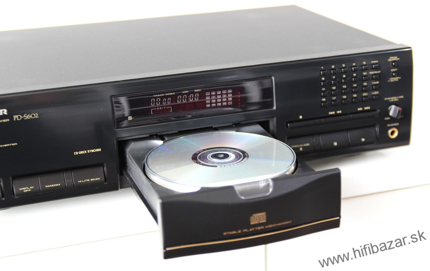 PIONEER PD-S602