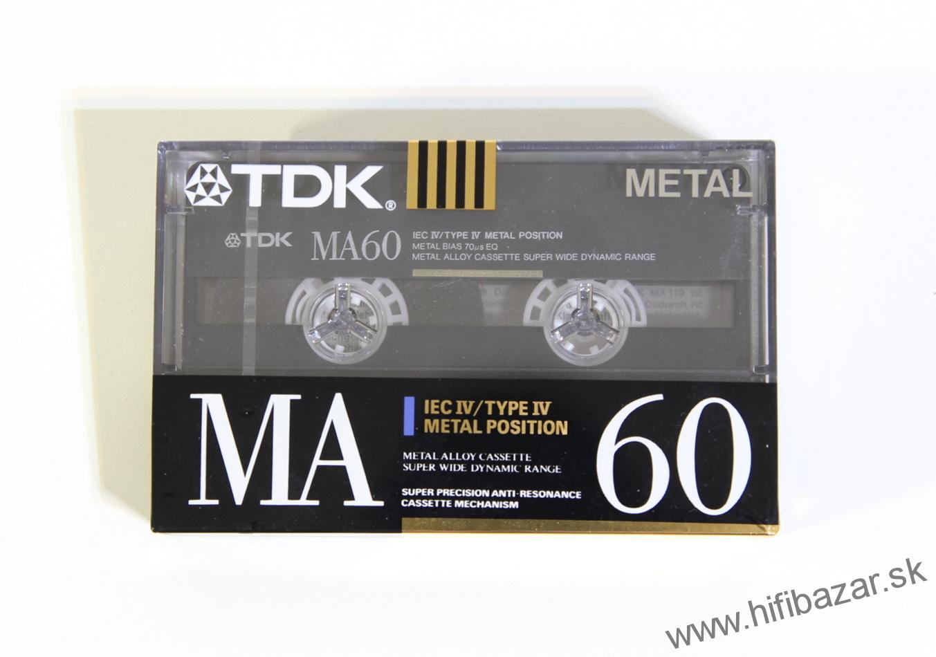 TDK MA-60 Position Metal
