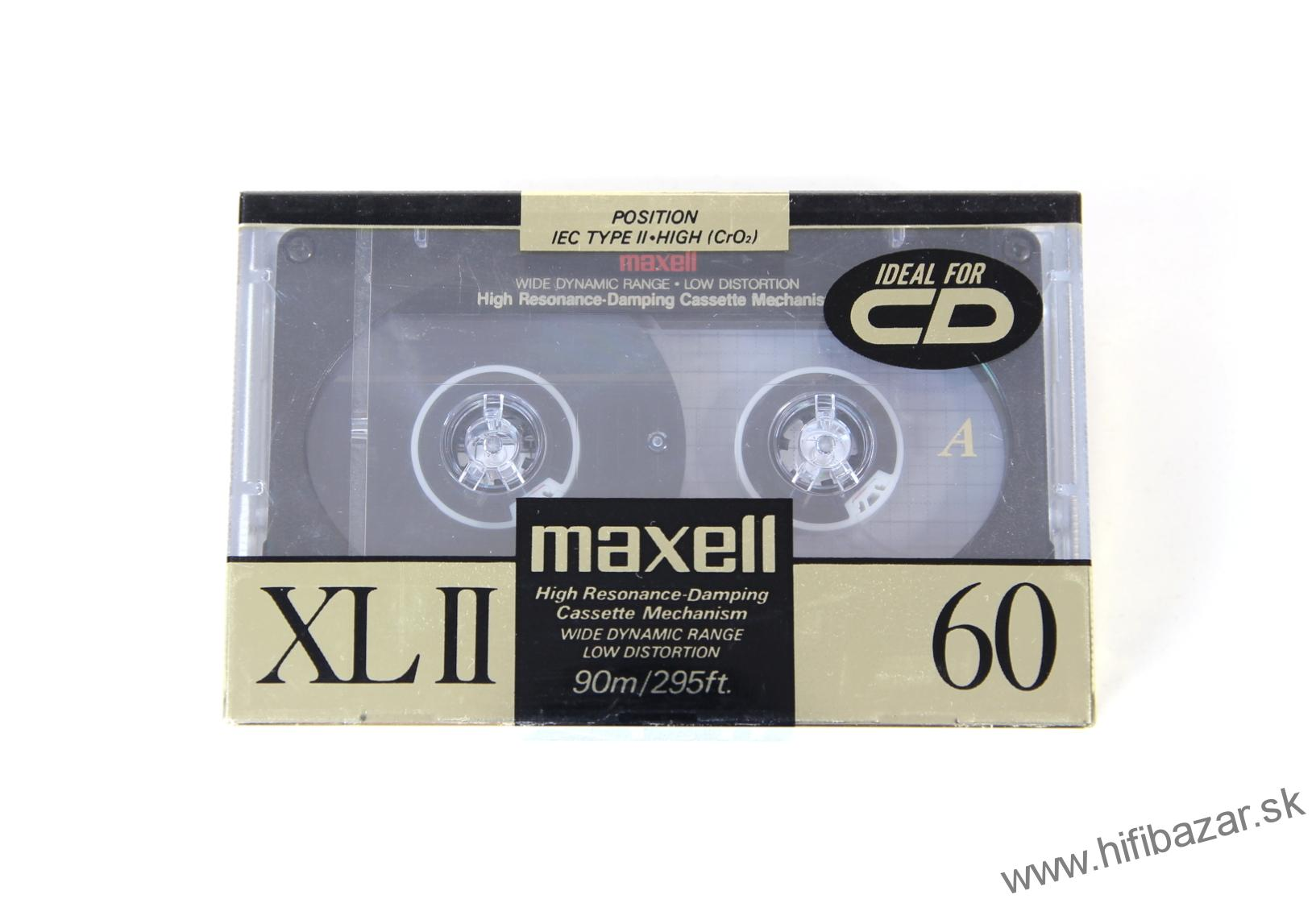 MAXELL XLII-60 For CD
