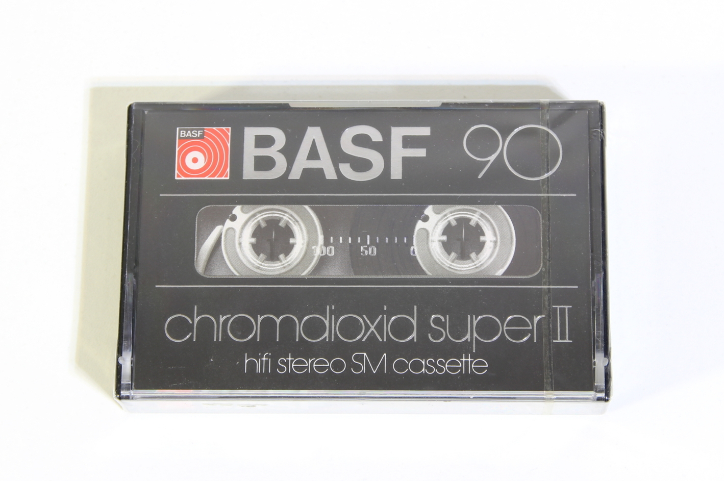 BASF 90 Chromdioxid Super II