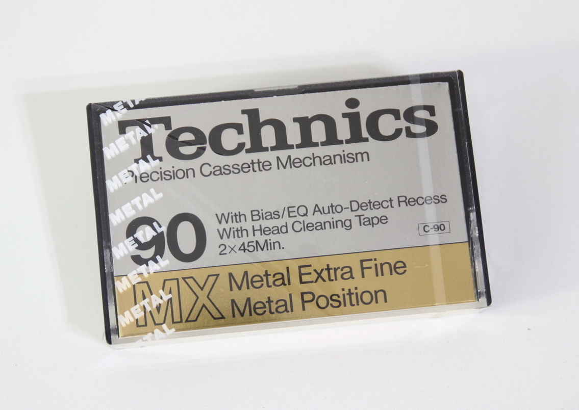 TECHNICS Metal MX-90