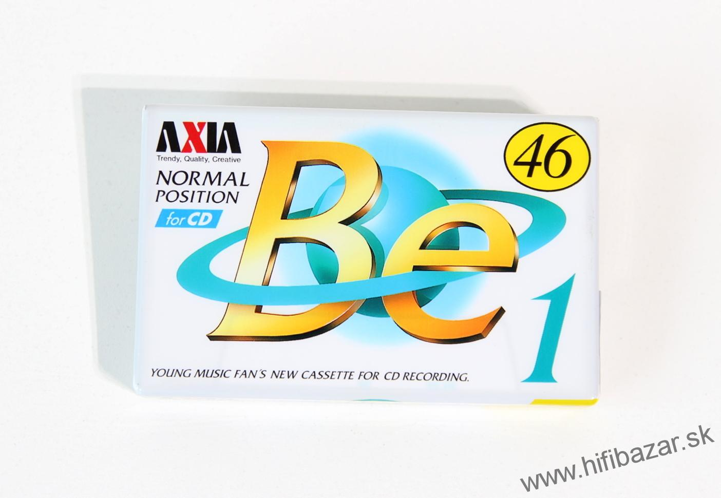 AXIA Be1-46 Position Normal