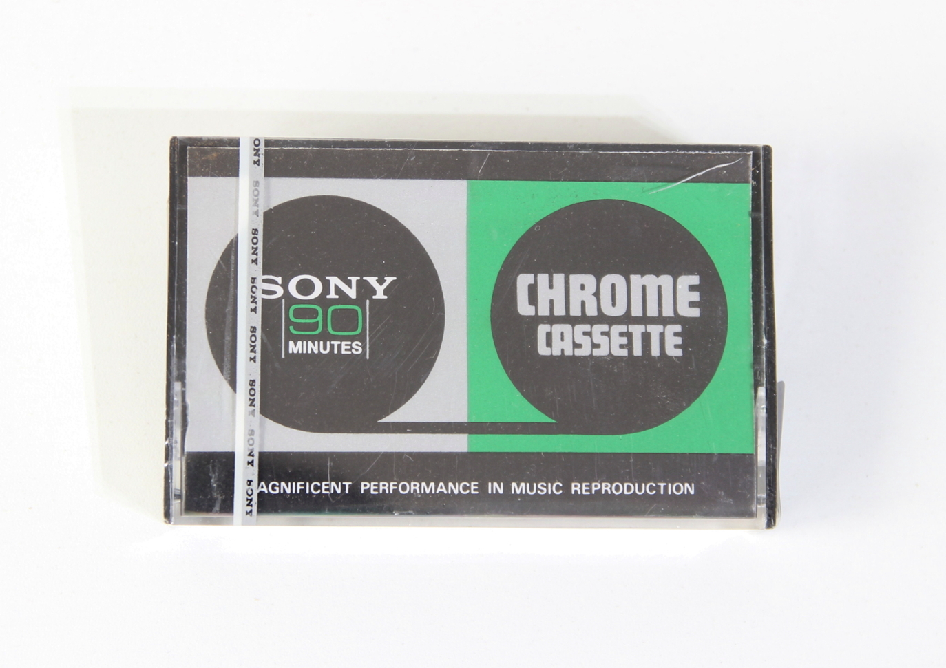 SONY C-90CR Position Chrome