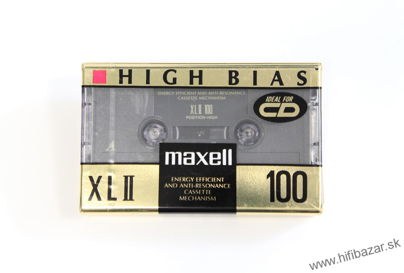 MAXELL XLII-100 High Bias