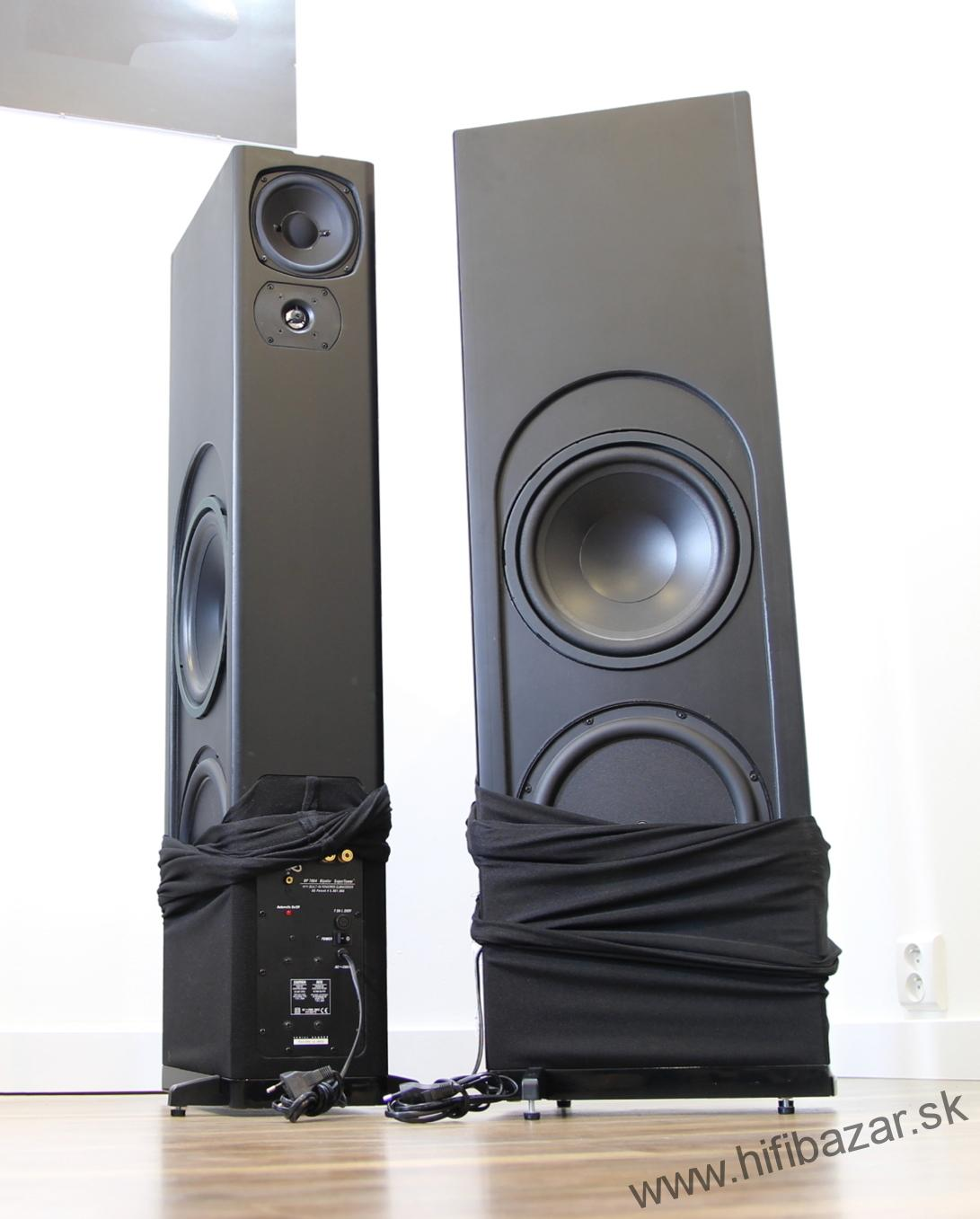 "Bipolárne ""SuperTower"" DEFINITIVE AUDIO BP7004"