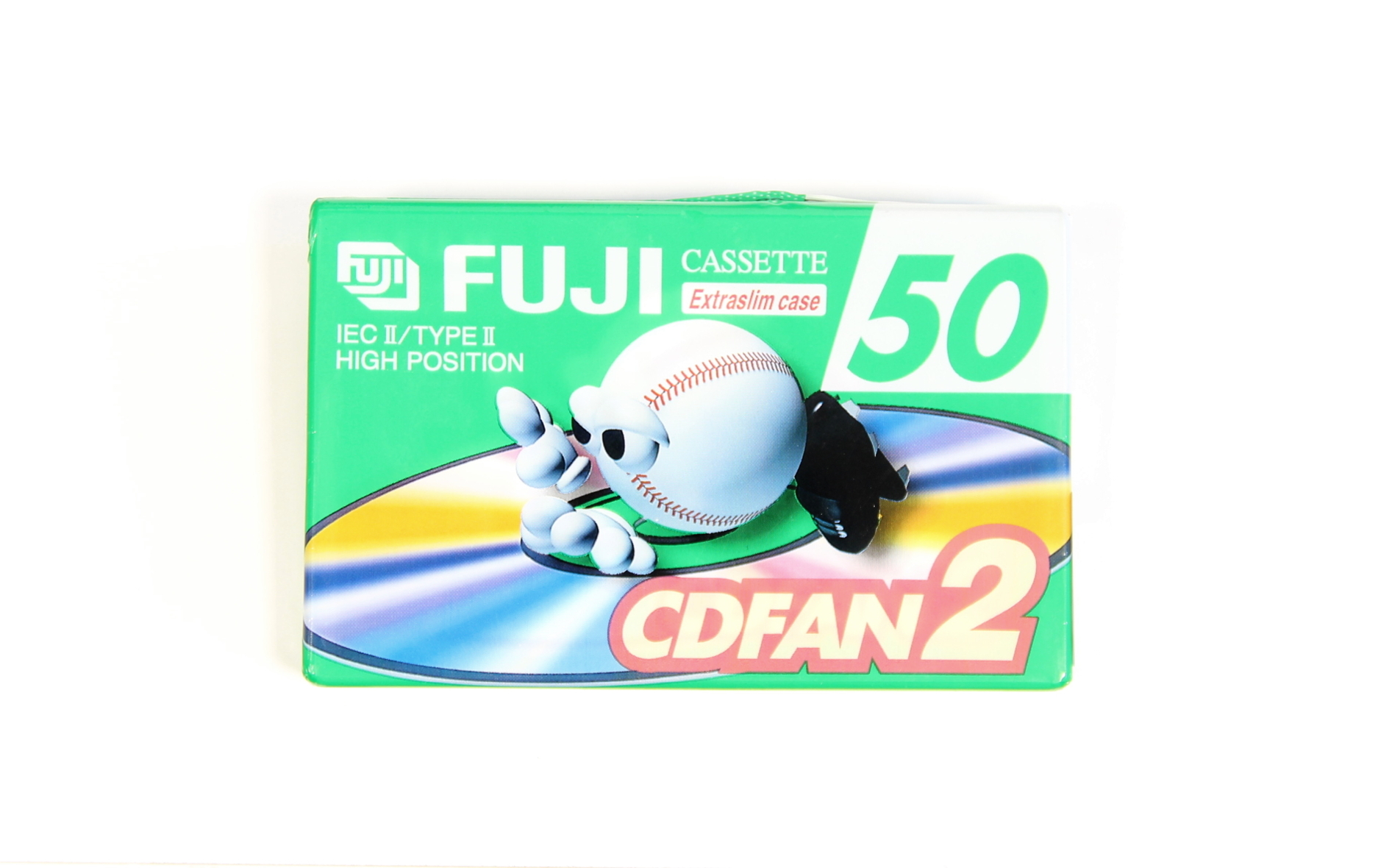 FUJI CDFAN2-50 Position Chrome