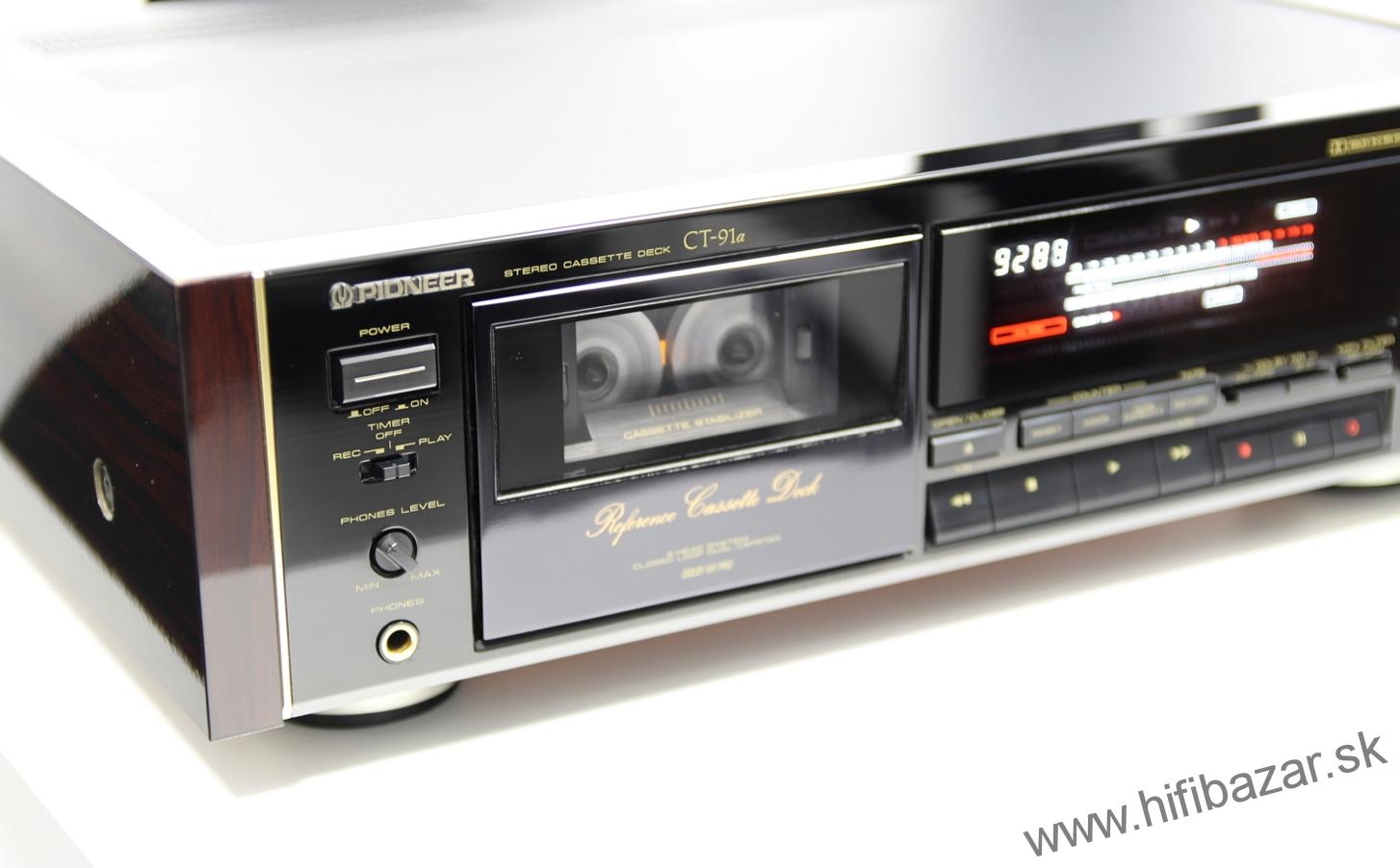 PIONEER CT-91a Reference Master