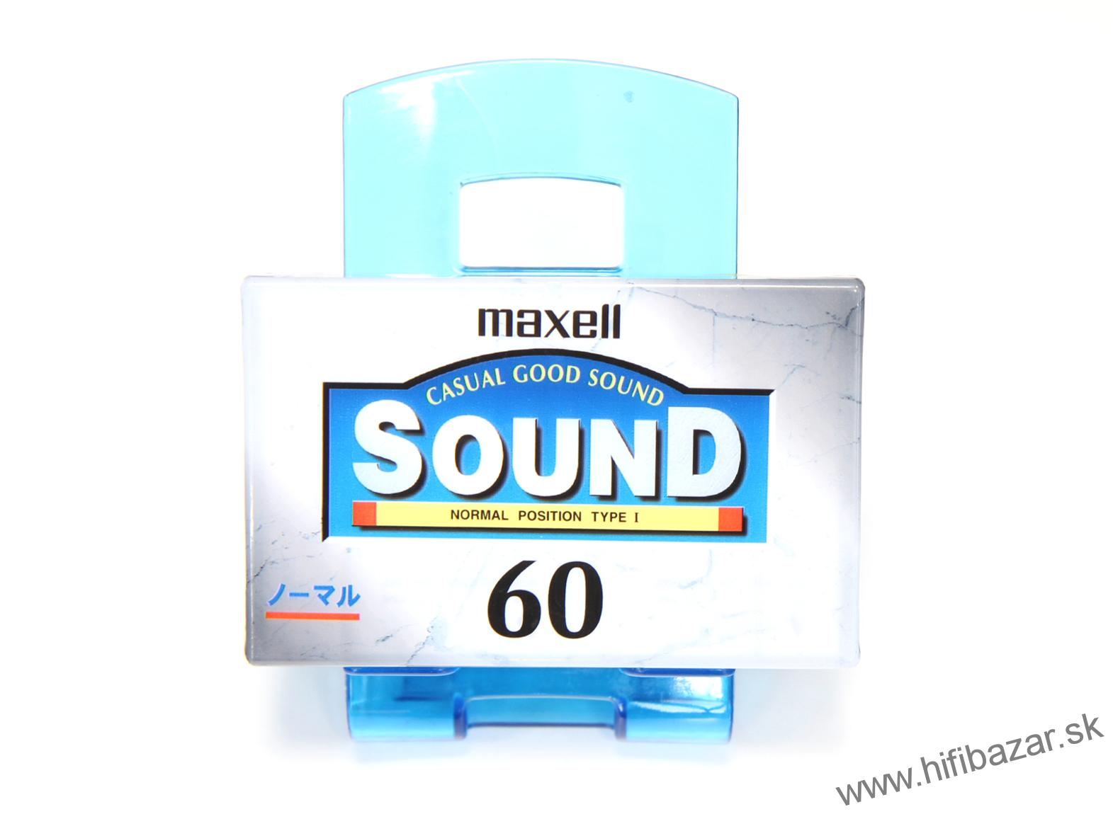 MAXELL SOUND SD-60D Japan