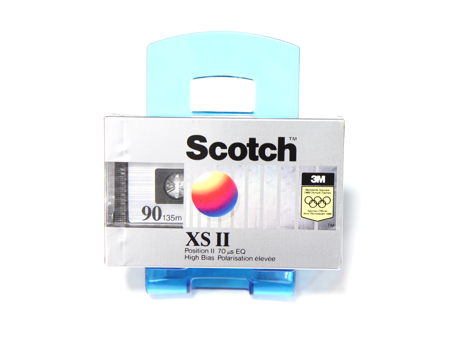 SCOTCH XSII-90 Position Chrome