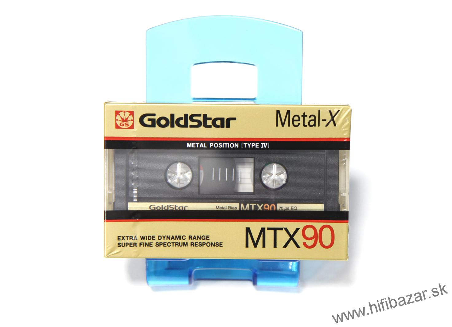 GOLDSTAR MTX-90 Position Metal