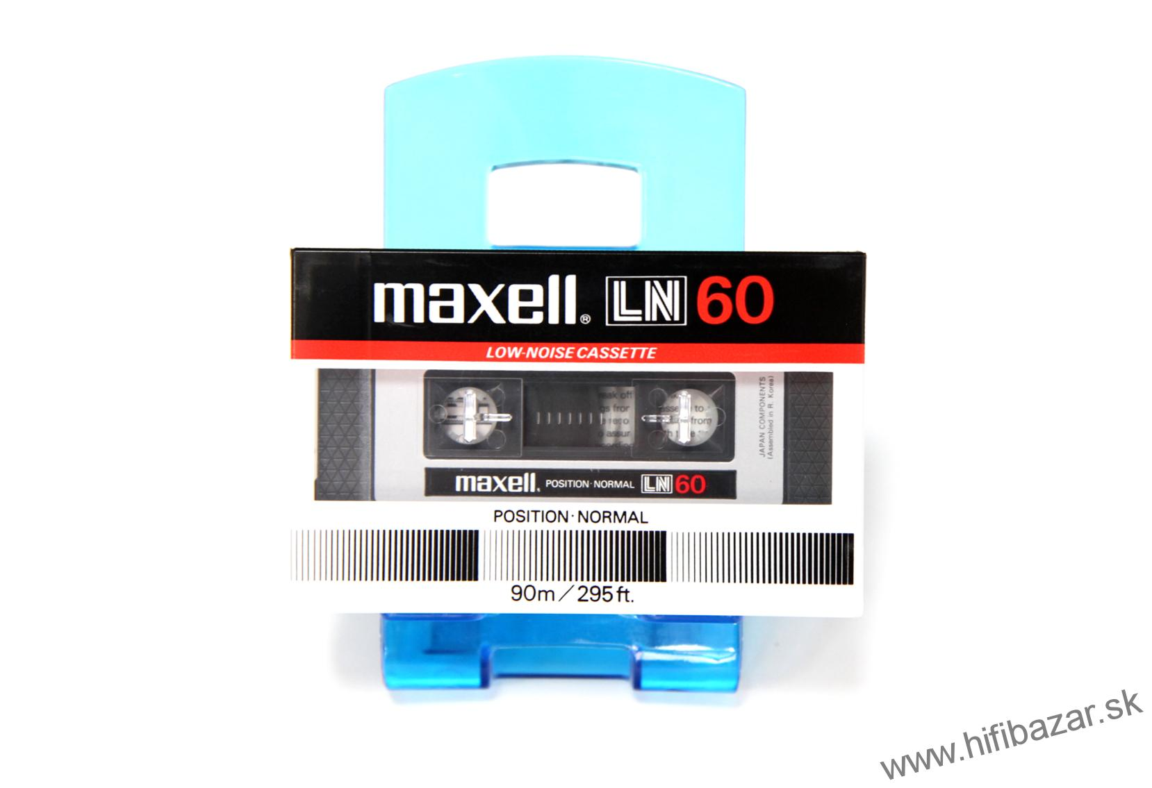 MAXELL LN-60 Position Normal
