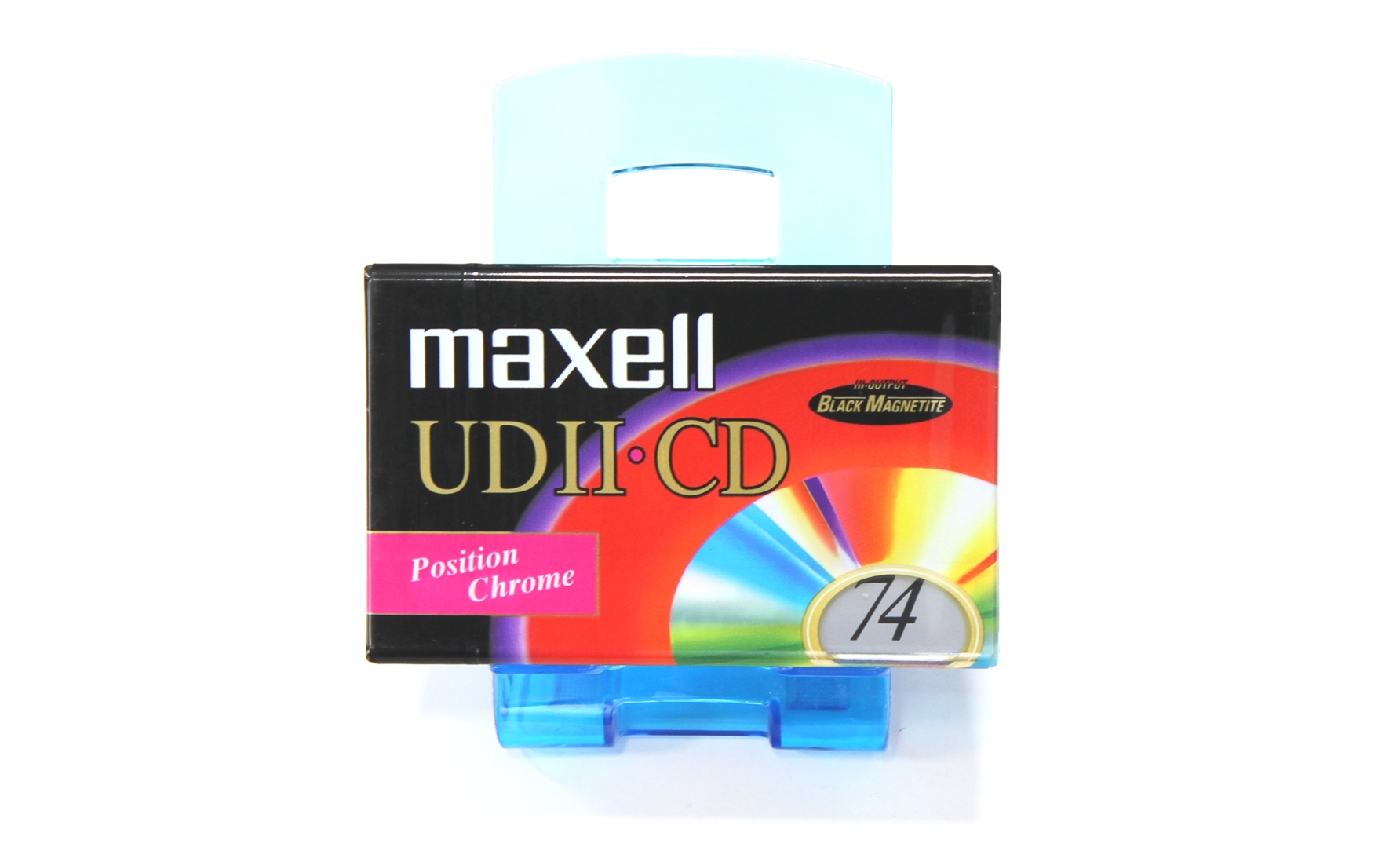 MAXELL UDII.CD-74 Position Chrome