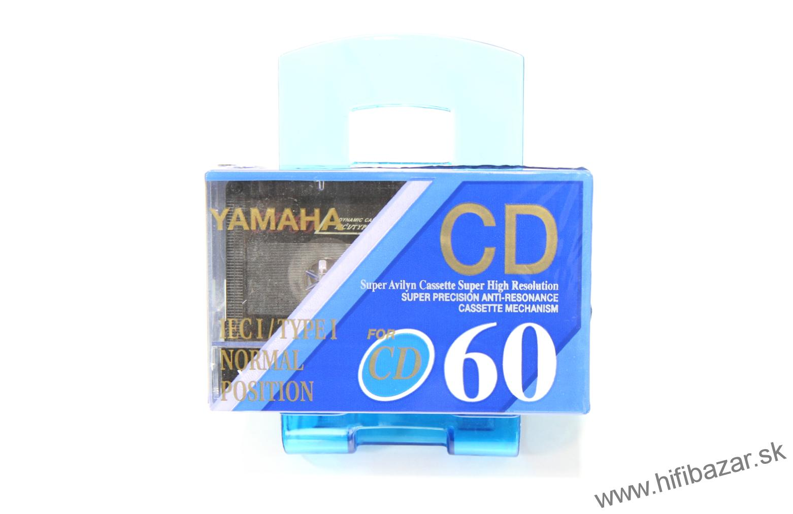 YAMAHA CD-60 Position Normal