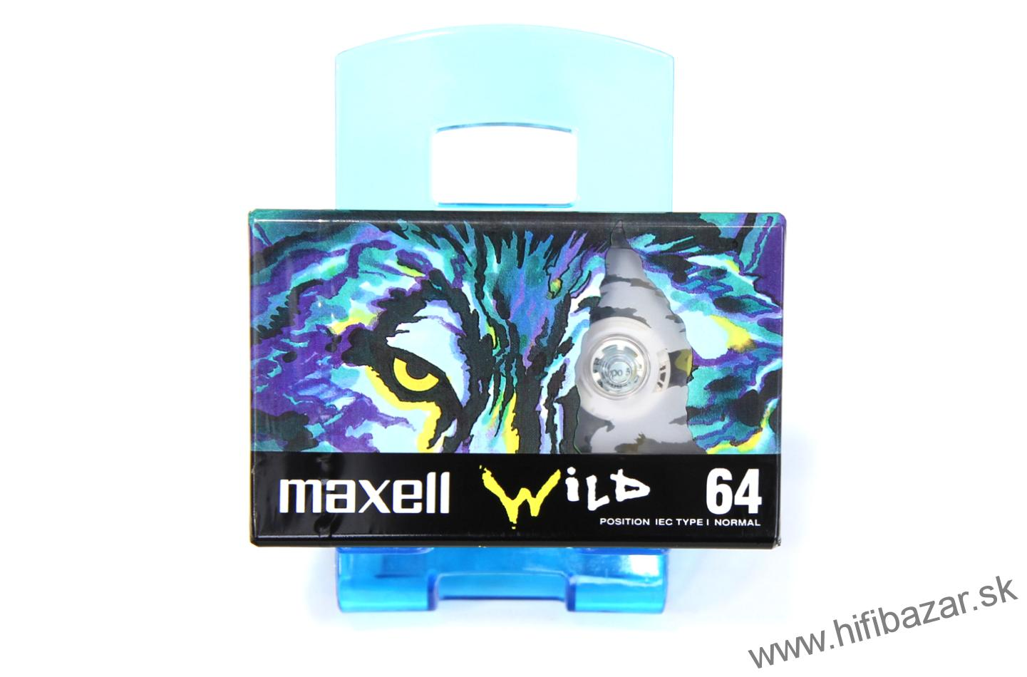 MAXELL WILD-64 Position Normal