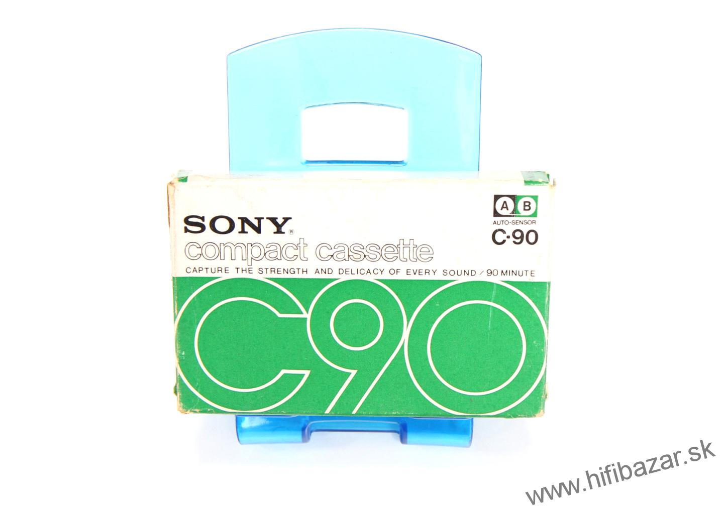 SONY Low-Noise C-90 Japan