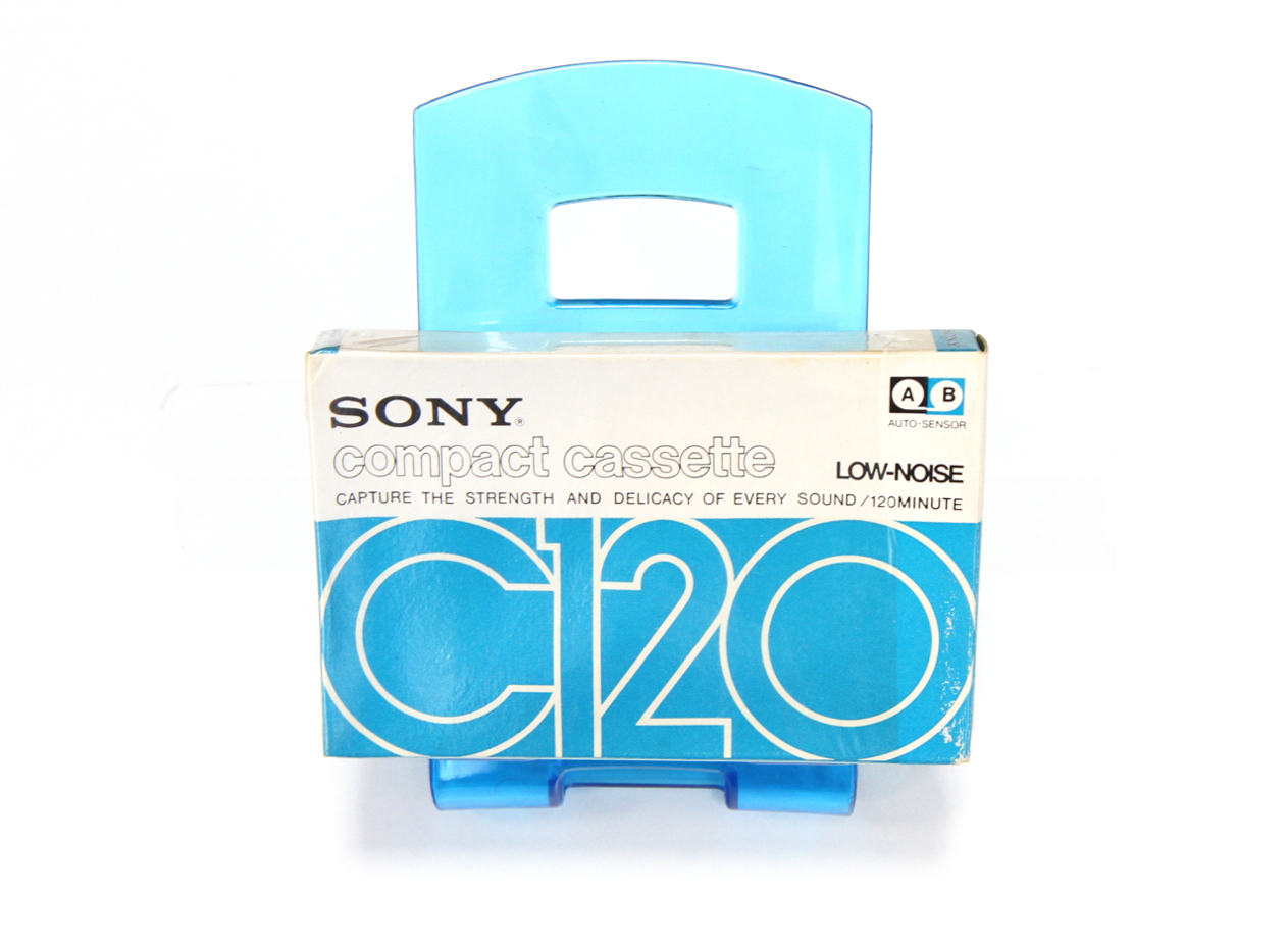 SONY Low-Noise C-120 Japan