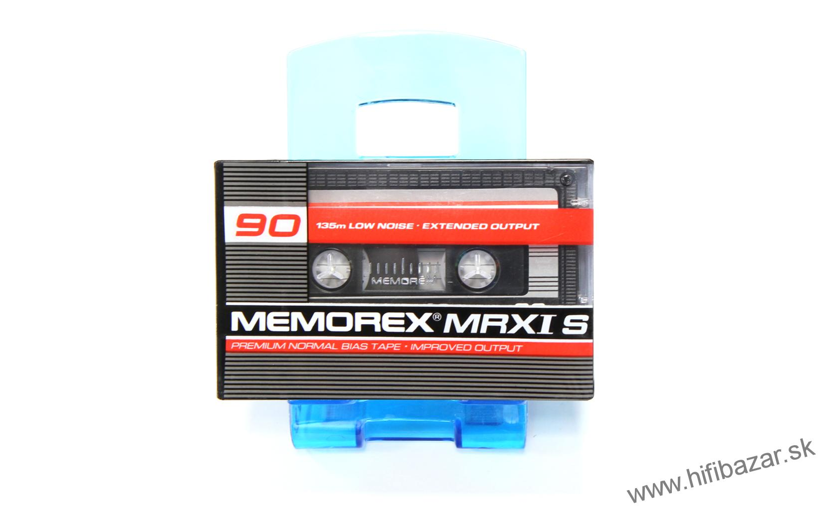 MEMOREX MRXI-S90 Position Normal