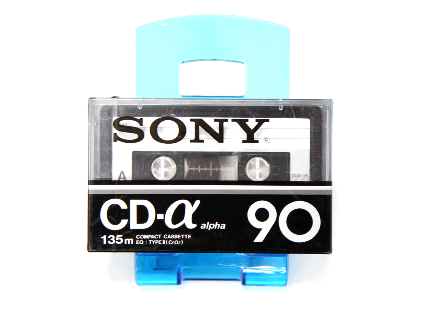 SONY CD-A90 Position Chrome