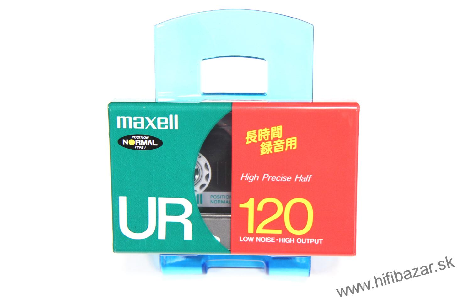MAXELL UR-120F Japan