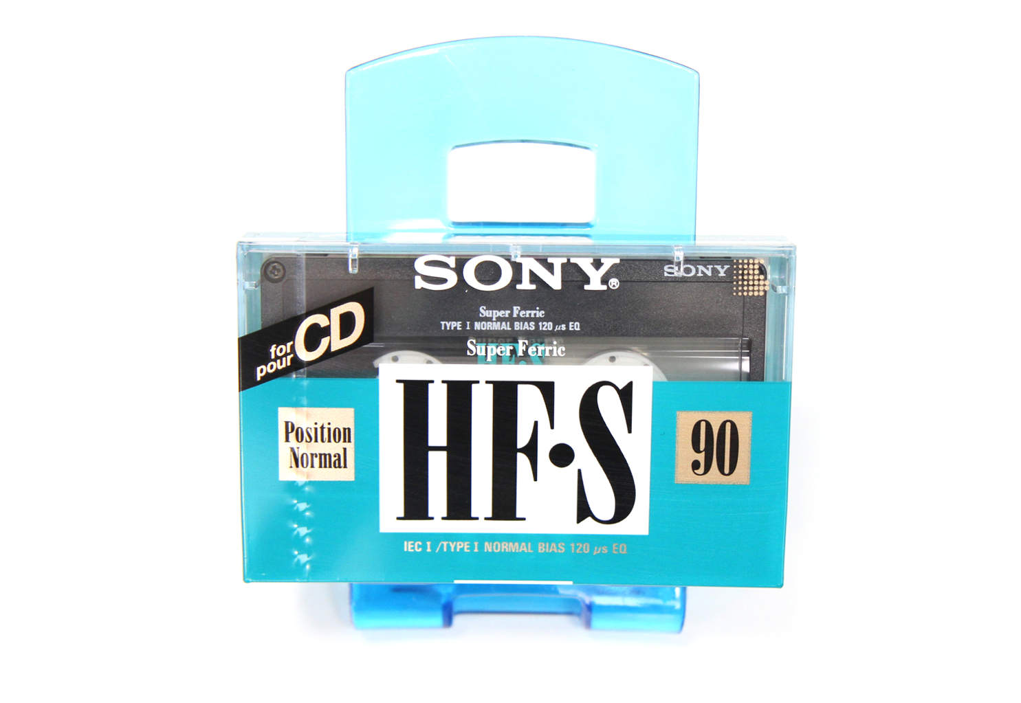 SONY HF-S90 Position Normal