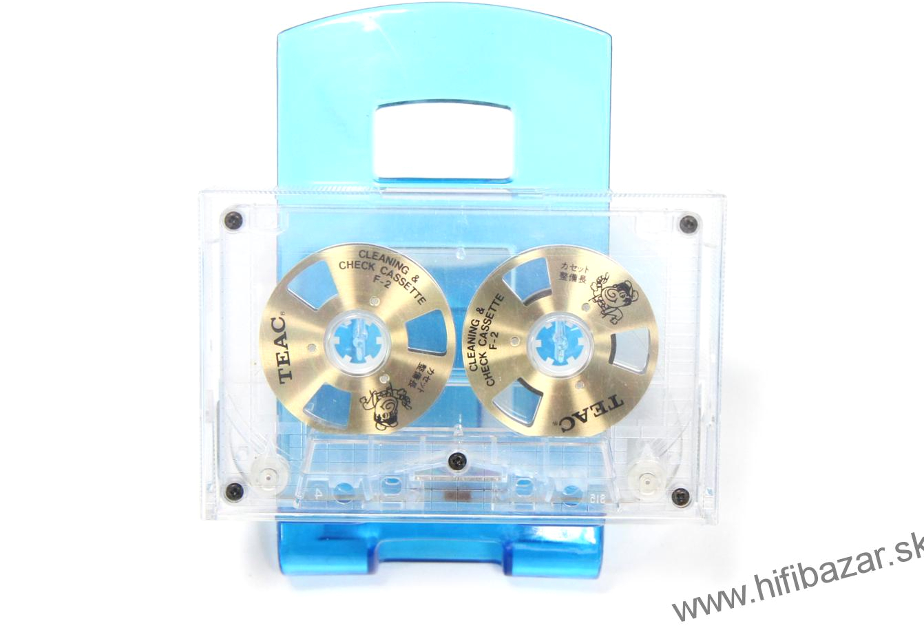 TEAC F2G Cleaning Cassette