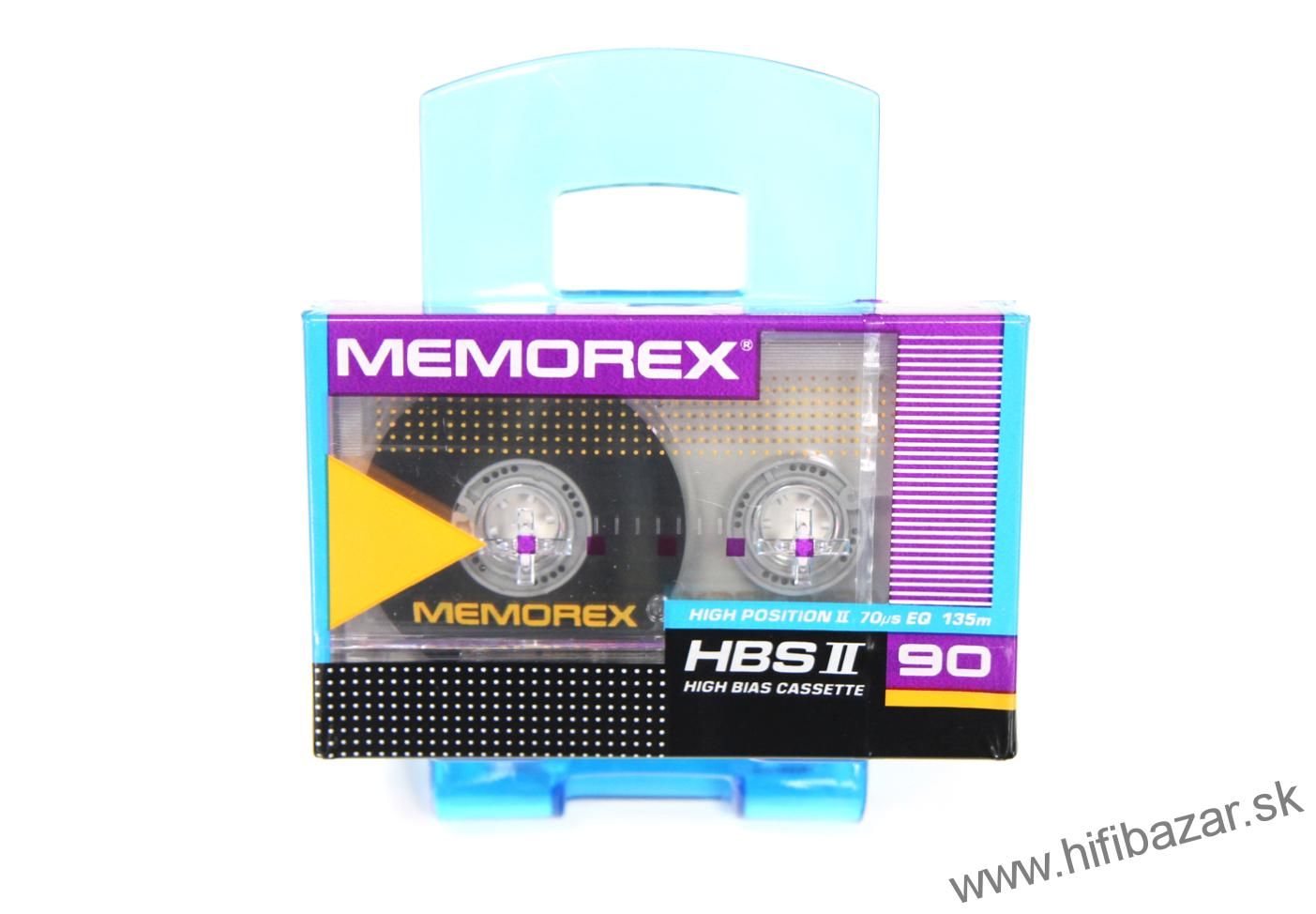 MEMOREX HBSII-90 Position Chrome
