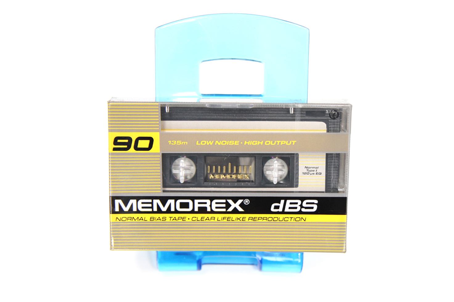 MEMOREX DBS-90 Position Normal
