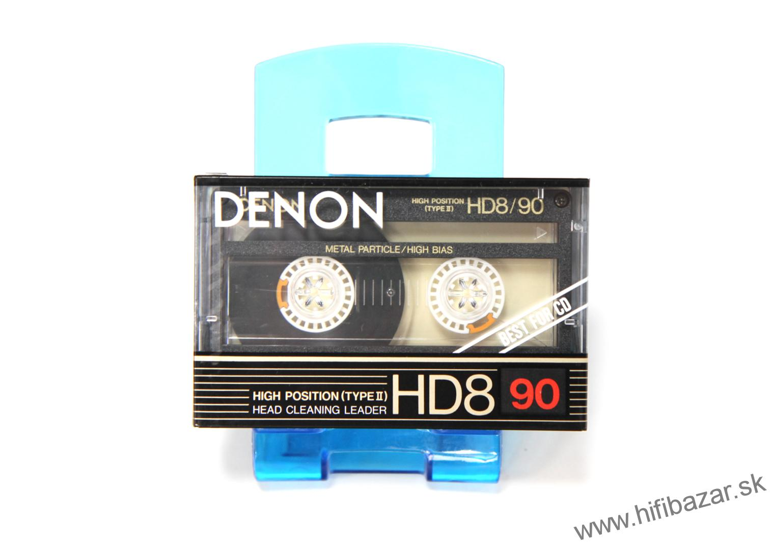 DENON HD8-90 Position Chrome
