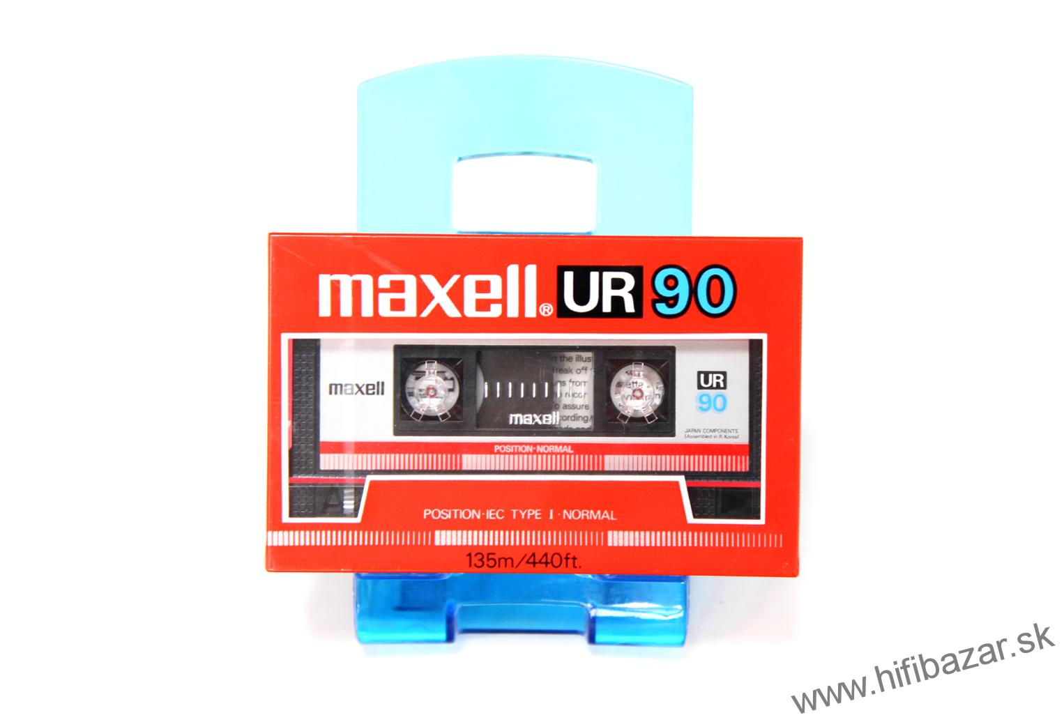 MAXELL UR-90 Position Normal