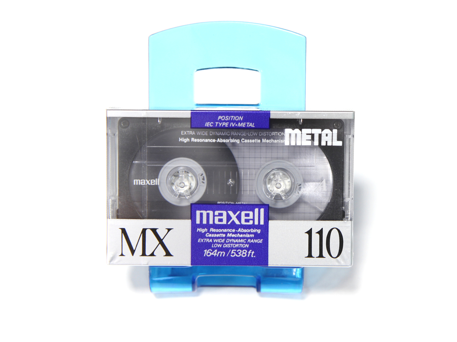MAXELL MX-110 Position Metal