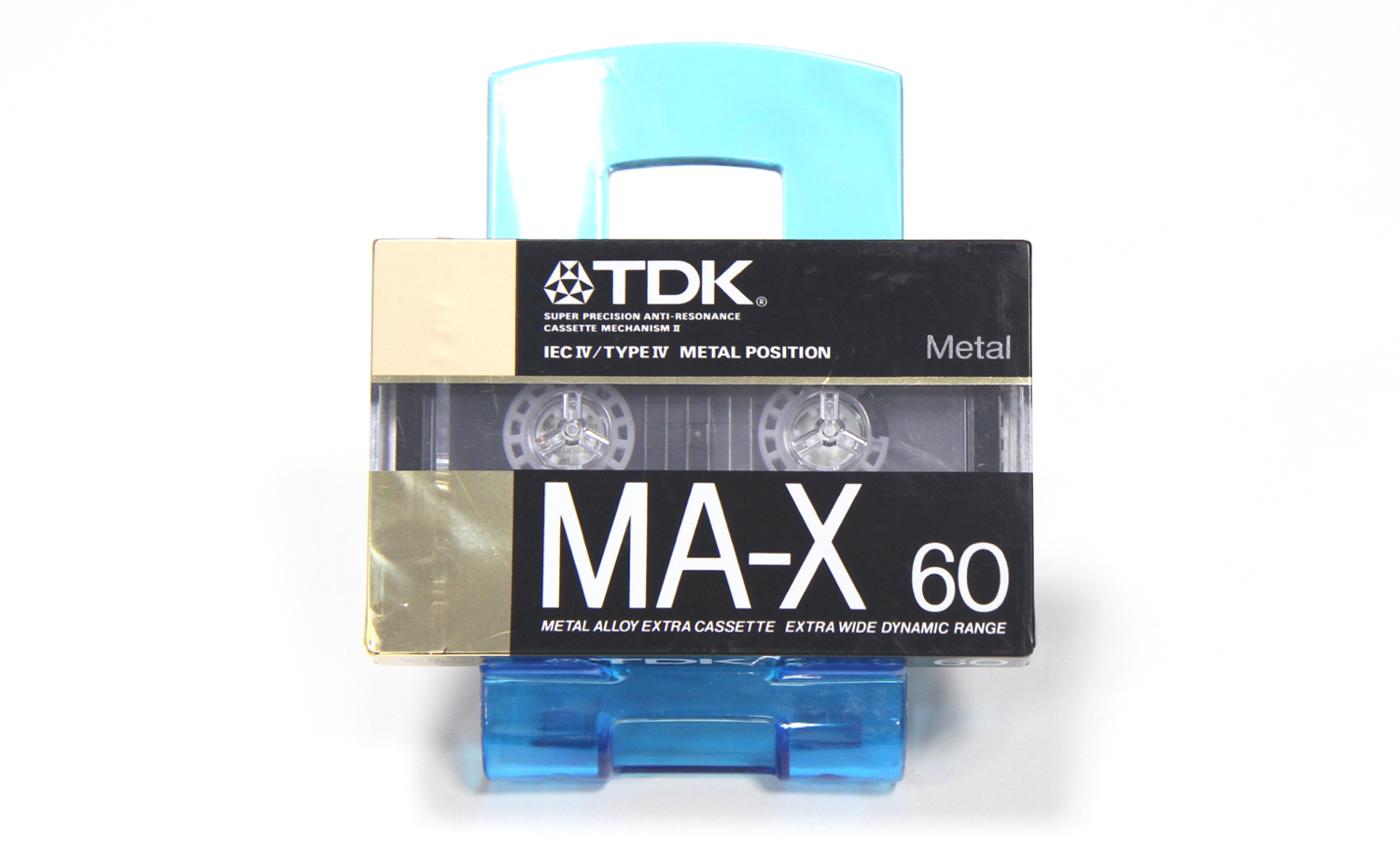 TDK MA-X60 Position Metal