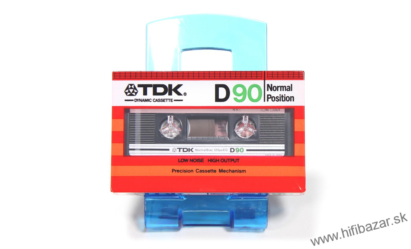 TDK D-90 Position Normal