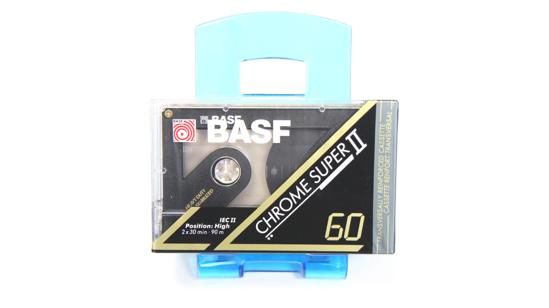 BASF II-60 Chrome Super
