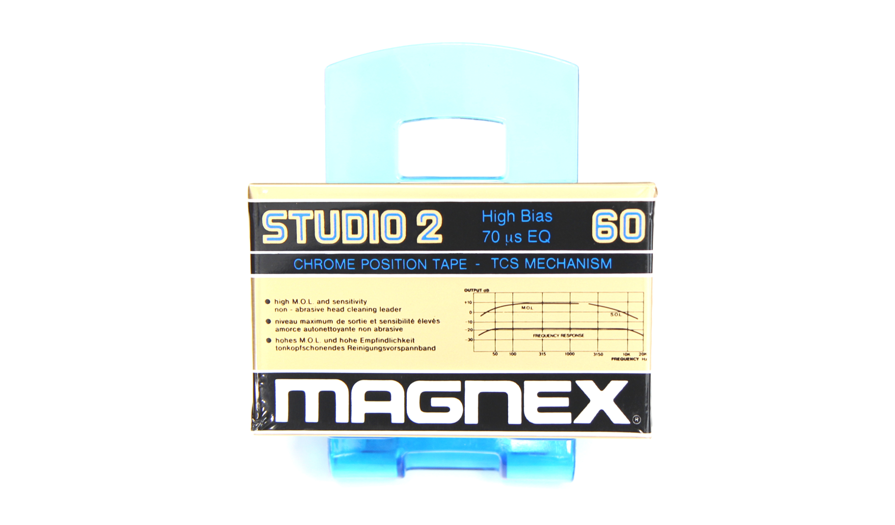 MAGNEX STUDIO-2 Position Chrome