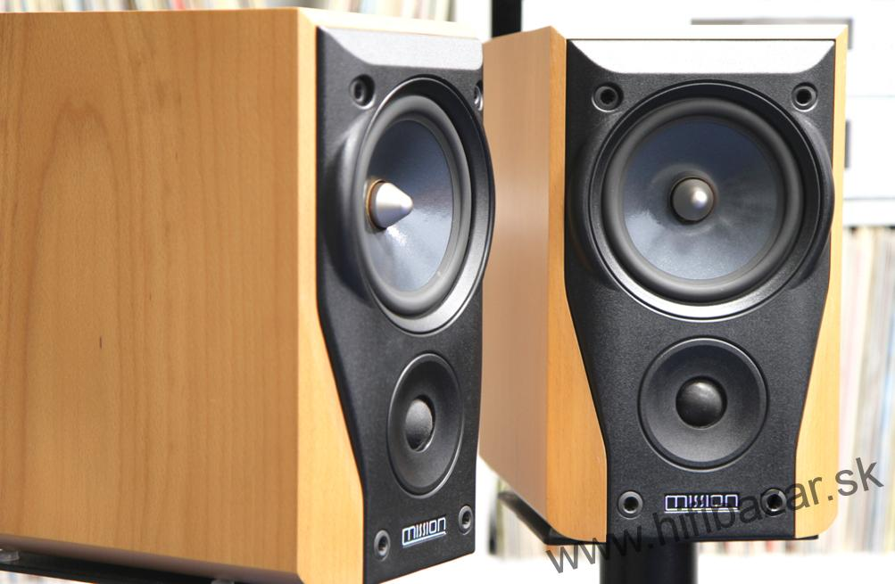 MISSION 780 Audiophile