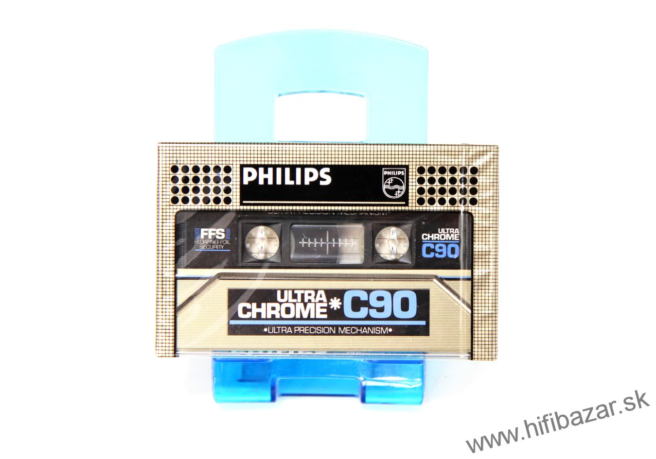 PHILIPS C-90 Ultra Chrome
