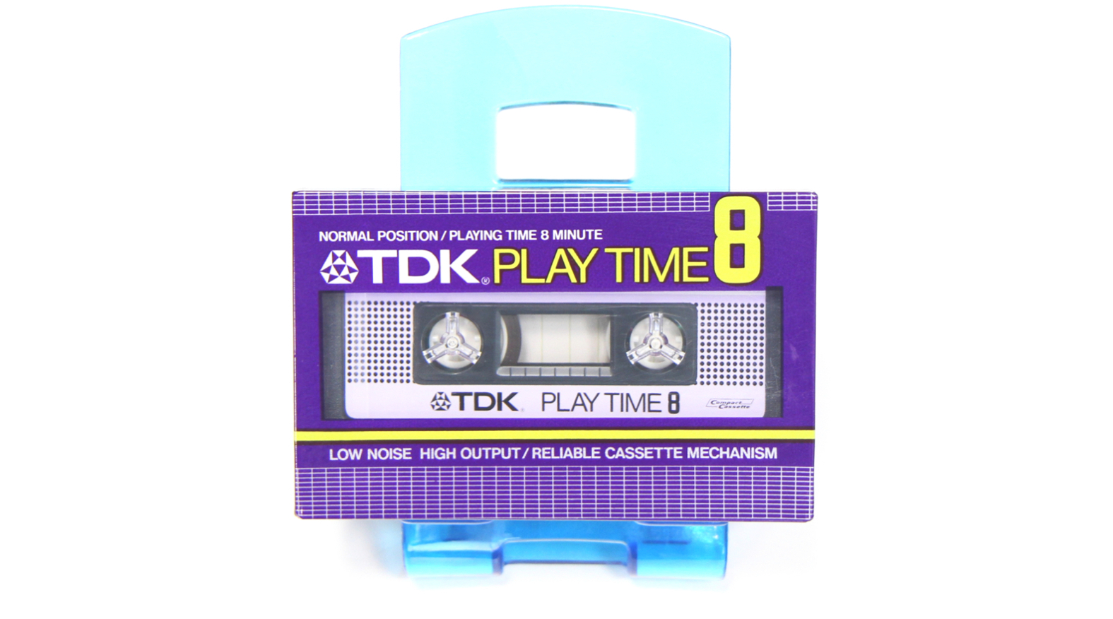 TDK PLAY TIME 8 Japan