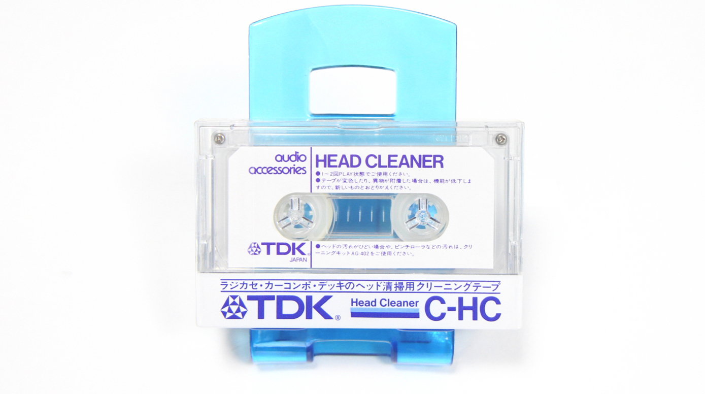 TDK C-HC Head Cleaner