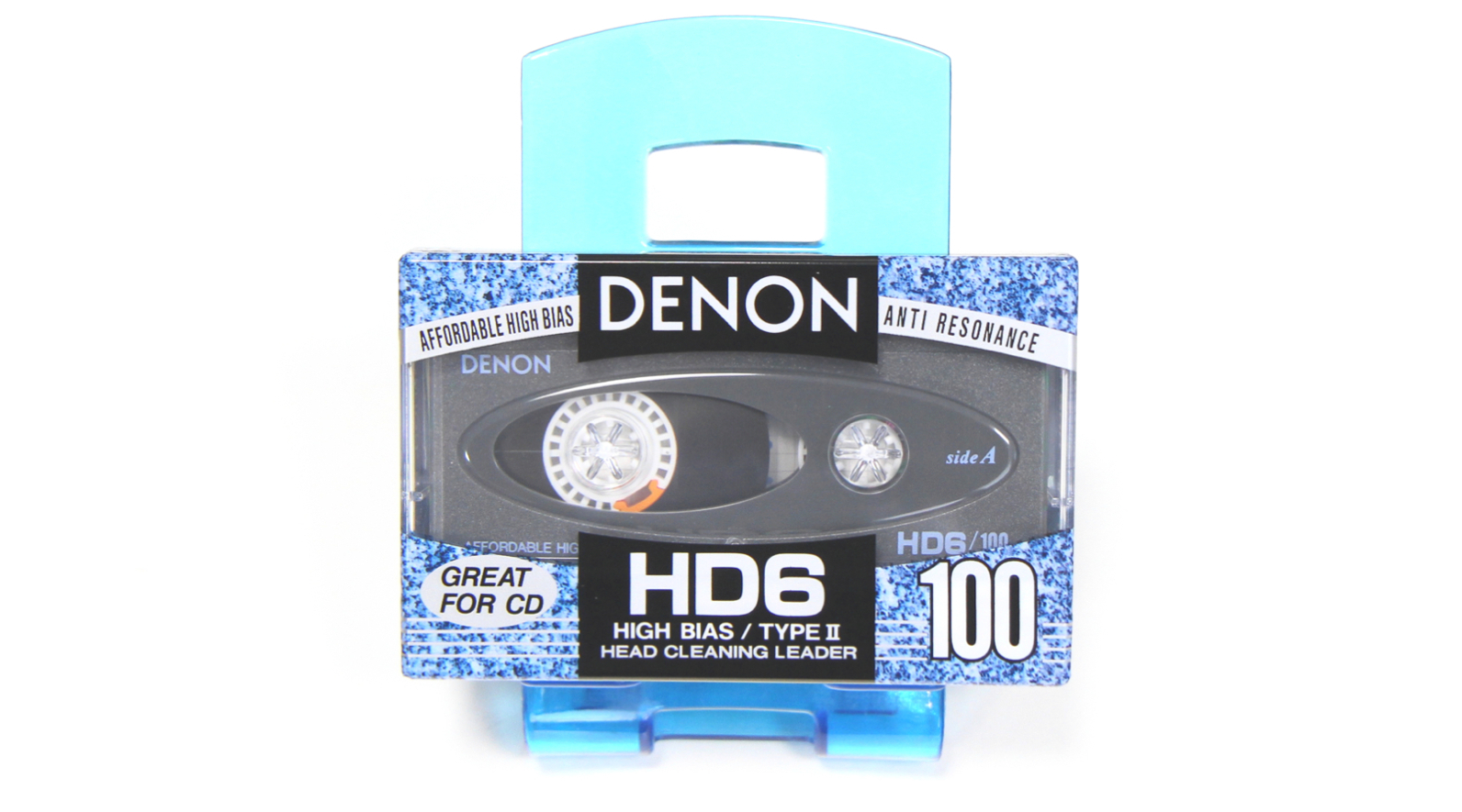 DENON HD6-100 Position Chrome
