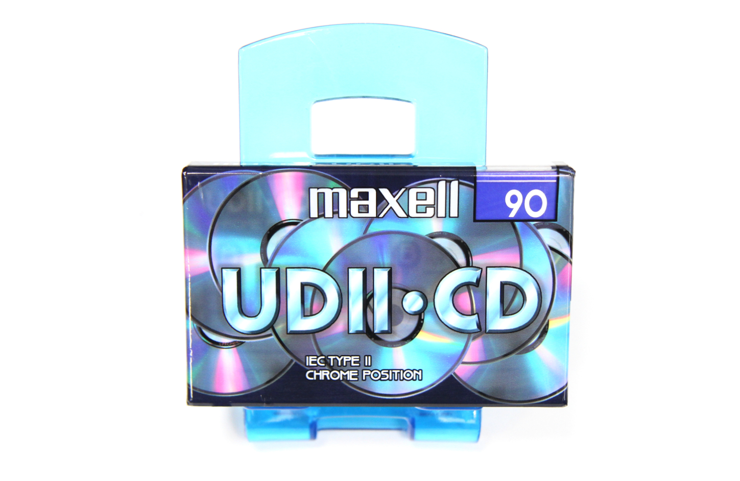 MAXELL UDII-90 Position Chrome