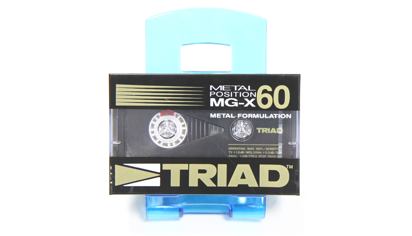 TRIAD MG-X60 Position Metal