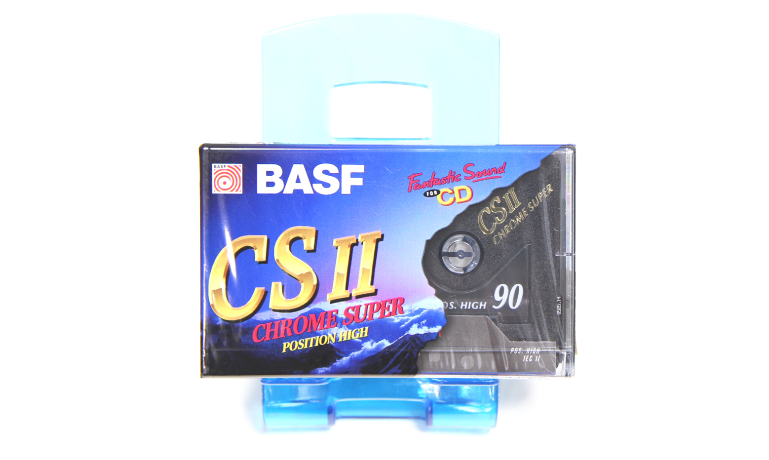 BASF CSII-90 Position Chrome