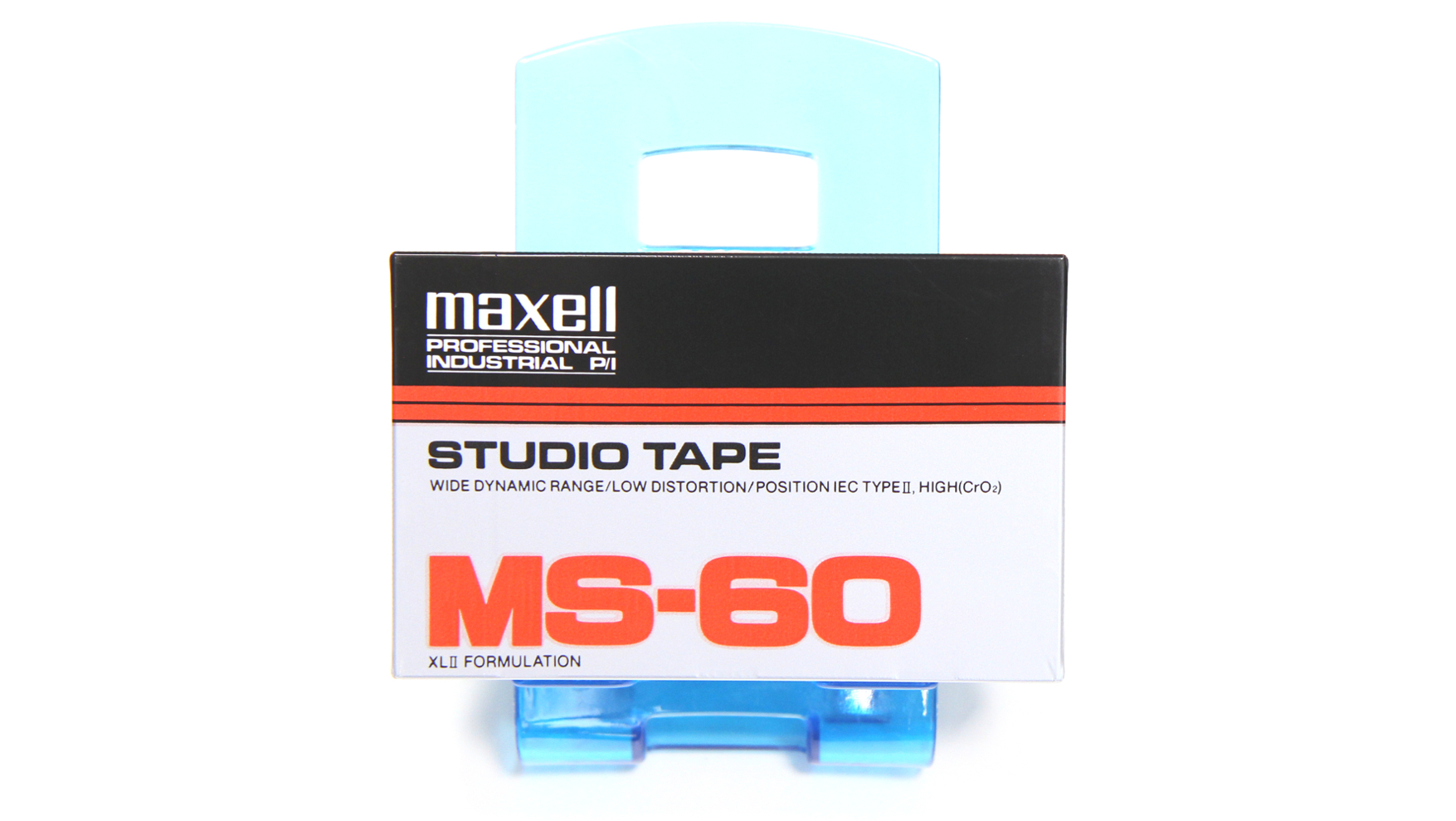 MAXELL MS-60 Studio Tape