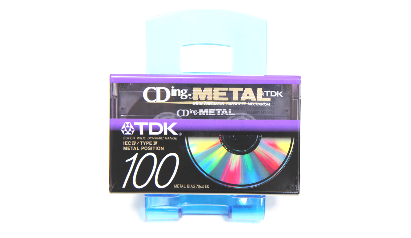 TDK CDing100 Position Metal