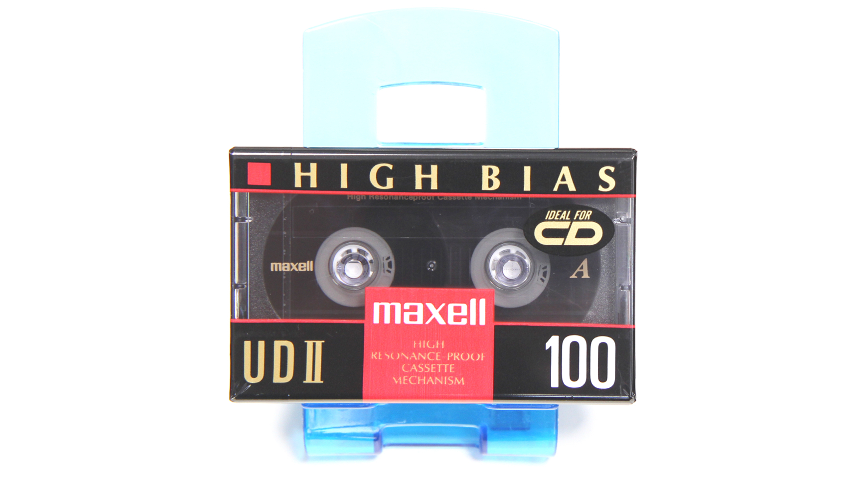 MAXELL UDII-100 Position Chrome