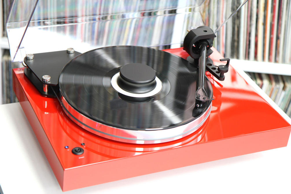 PRO-JECT X-Tension 9 Evolution RED