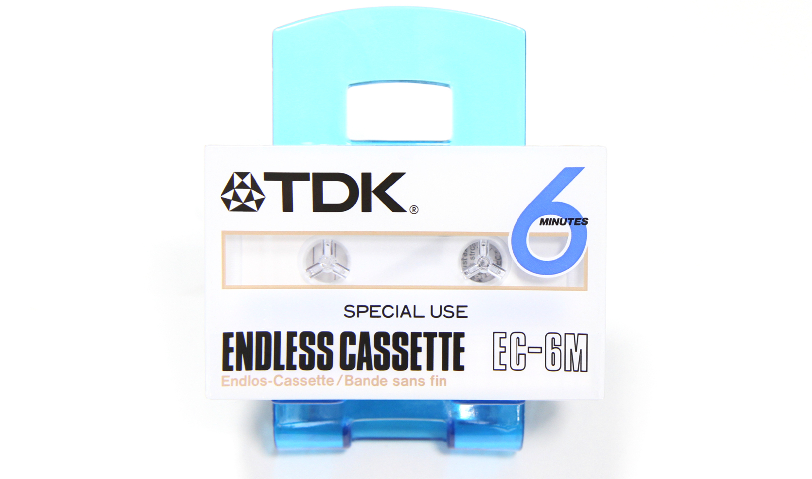 TDK EC-6M Special USE